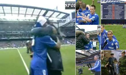 查看 Chelsea League Champion